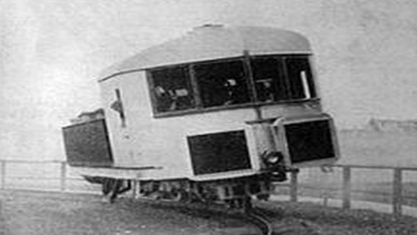 Bizarre British Locomotives